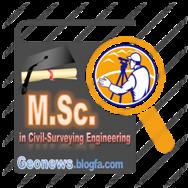 کارشناسی ارشد مهندسی نقشه برداری