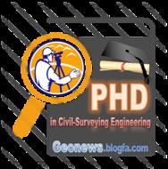 دکتری مهندسی نقشه برداری