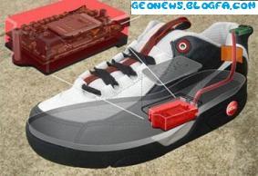 جی پی اس+مکان یاب+GPS-Shoes